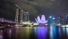The Marina Bay Sands Royalty Free Stock Photography