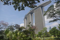 Marina Bay Sands Stock Image