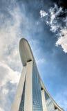 Marina Bay Sands - Singapur Foto de archivo libre de regalías
