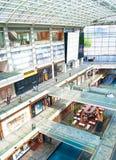 Marina Bay Shopping Mall Stock Photos