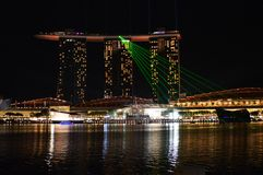 Marina bay Royalty Free Stock Image