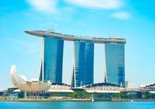 Marina Bay, Singapore Royalty Free Stock Photo