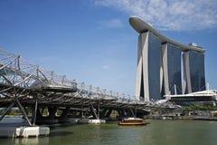 Marina Bay, Singapore Royalty Free Stock Images