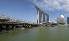 Marina Bay, Singapore Stock Photo