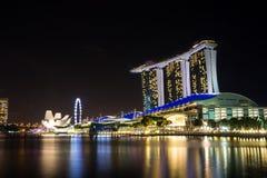 Marina Bay, Singapore Royalty Free Stock Image