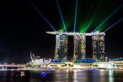 Marina Bay, Singapore Stock Image