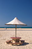 Marina beach dubai Royalty Free Stock Photos