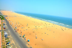 Marina Beach Royalty Free Stock Photos