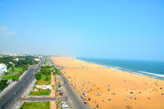 Marina Beach Stock Photography
