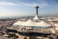 Marina centrum handlowe w Abu Dhabi, UAE Fotografia Royalty Free