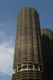 Marina City. Towers in Chicago, Illinois Stock Photography