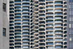 Marina City Lizenzfreie Stockfotos