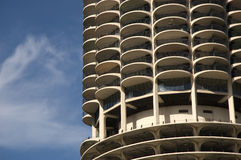 Marina City Base Stock Photos