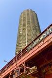 Marina City - Chicago Imagen de archivo