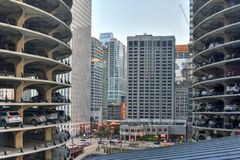 Marina City - Chicago Stock Photo