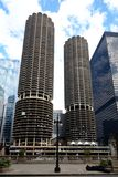 Marina City Stock Photography