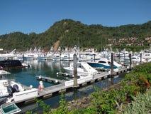 Marina Costa Rica Royalty Free Stock Photos
