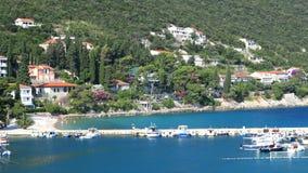 Marina croate photo libre de droits