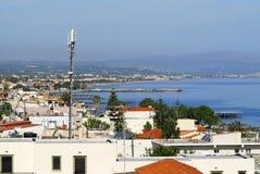 Marina d'Agia Photos stock