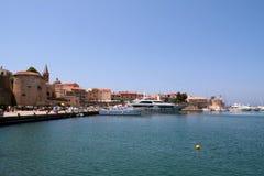 Marina d'Alghero. Images libres de droits