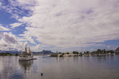 Marina da Glória - Rio de Janeiro Royalty Free Stock Photos