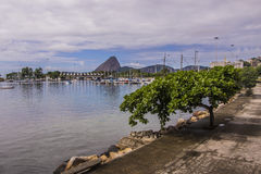 Marina da Glória - Rio de Janeiro Stock Image