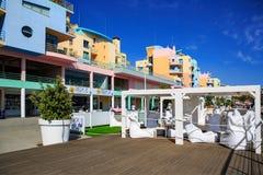Marina de Albufeira Royalty Free Stock Photos
