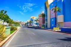 Marina de Albufeira Stock Photos