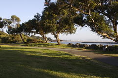 Marina de Berkeley Photographie stock libre de droits