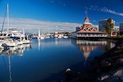 Marina de Coronada Photographie stock libre de droits
