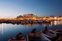 Marina de Faro, Algarve, Portugal Photographie stock libre de droits