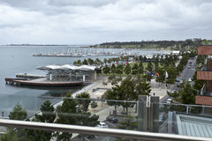 Marina de Geelong Photo stock