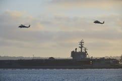 Marina de guerra de Estados Unidos Fotos de archivo