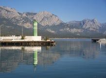 Marina de Kemer, Antalya/Turquie photographie stock