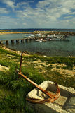 marina de la Chypre nordique Photos stock