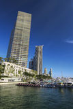 Marina de Miami Beach photo stock