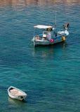 Marina de pêche Photo libre de droits