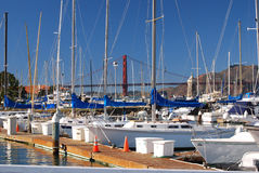 Marina de San Francisco Photo stock