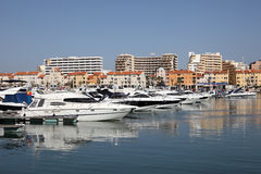 Marina de Vilamoura, Portugal Stock Photography