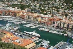 Marina de yacht Image stock