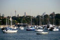 Marina de yacht Photo stock
