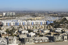 Marina Del Rey Royalty Free Stock Photography