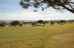Marina Del Torre Golf Club Royalty Free Stock Photos