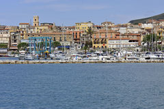 Marina di Camerota Stock Photography