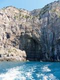 Marina Di Camerota, Cilentana wybrzeże - obrazy royalty free