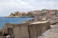 Marina di Camerota, Italy Royalty Free Stock Photos