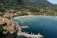 Marina di Campo- Elba island Royalty Free Stock Images