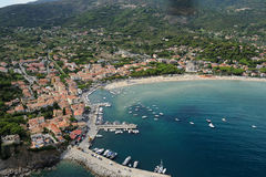 Marina di Campo- Elba island Stock Photography