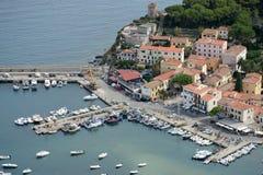Marina di Campo- Elba island Royalty Free Stock Photo