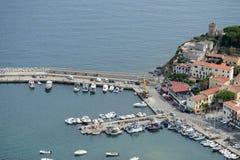 Marina di Campo- Elba island Stock Photos